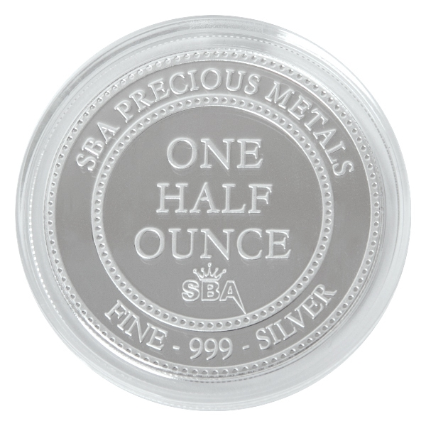 Australian War Dogs - Quake Silver Coin - Back