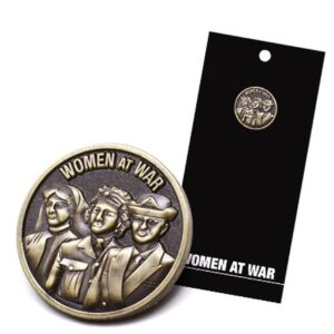 BN17465 - Women At War Badge