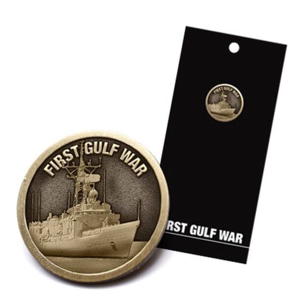BN17479 - First Gulf War Badge