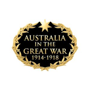 BN28700 - Australia in the Great War Lapel Pin