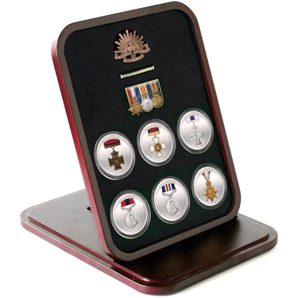 Sands Of Gallipoli 2009 - Set of Six Limited Edition Medallions