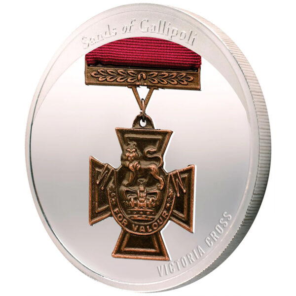 Sands Of Gallipoli 2009 - Set of Six Limited Edition Medallions - Victoria Cross