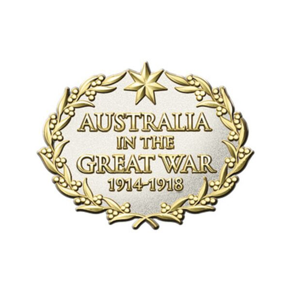 Australia in the Great War Magnet