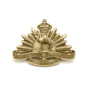 BN34988 - Great War Camel Corps Badge