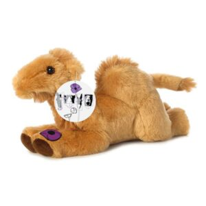 Purple Poppy War Camel