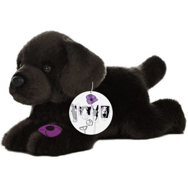 Purple Poppy War Dog