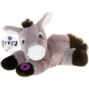 Purple Poppy War Donkey