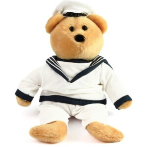 BN47374 - Little Aussie WW1 Sailor Bear