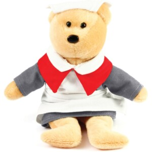 BN47376 - Little Aussie WW1 Nurse Bear