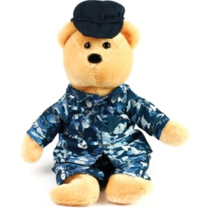 BN47380 - Little Aussie Air Force Bear