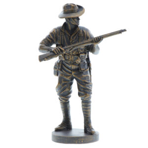Miniature Figurines - WW1 Digger
