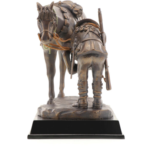 BN55122 - Caring Hands Light Horse Figurine - 3