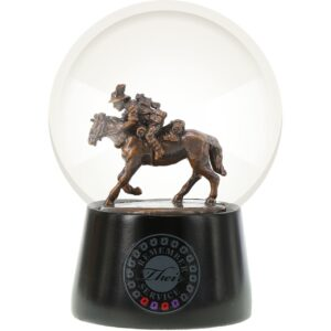 Charge at Beersheba Snow Globe