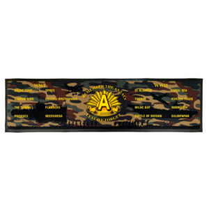 Ipswich RSL Remember The ANZACs Bar Mat
