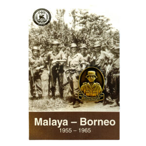 Malaya-Borneo Badge