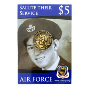 Salute Their Service Air Force Badge