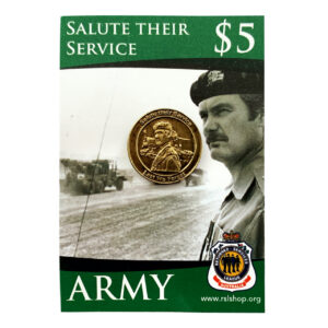 Salute Their Service Army Badge