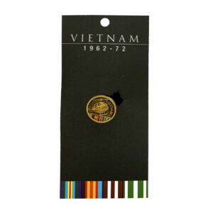 Vietnam 1962-72 Ribbon Badge