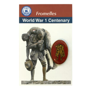 World War 1 Centenary - Fromelles Badge