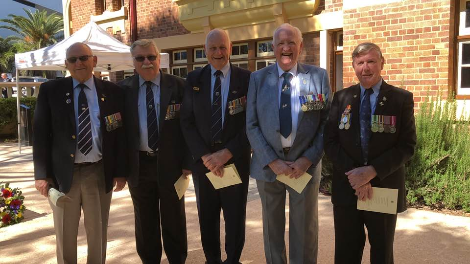 Ipswich RSL Sub Branch Member Services